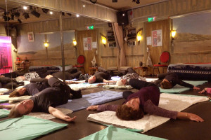 foto yoga zaal Sylvia
